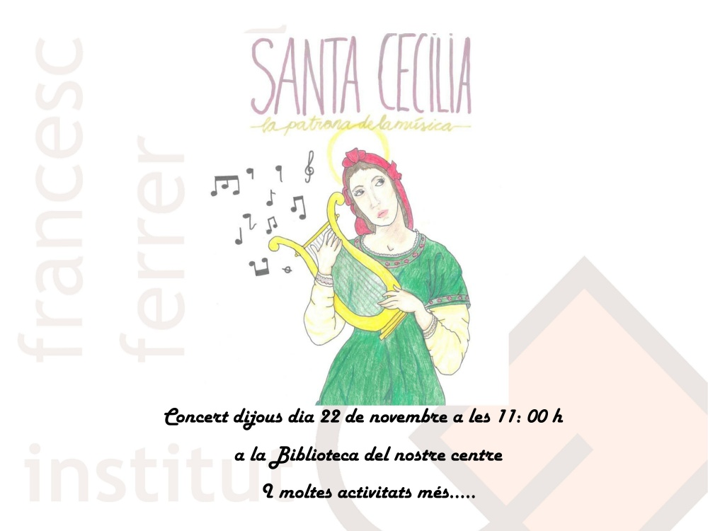 Concert Santa Cecília