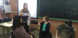Taller sobre sexualitat per a 2n d'ESO a càrrec de la sexòloga Helena Galé