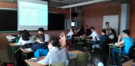 Xerrada d'Orientació sobre el batxillerat per a 4t d'ESO a càrrec de Cap d'Estudis