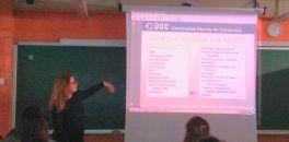 Xerrada d'Orientació Universitària per a 2n BTX a càrrec d'UOC Universitat Oberta de Catalunya