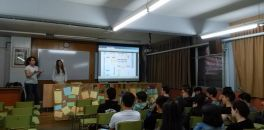 Xerrada sobre els Programes de formació i inserció a càrrec de les responsables del PFI a Sant Joan Despí