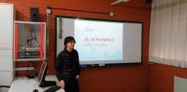 Xerrada orientació universitària Universitat Pompeu Fabra
