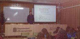 Xerrada sobre Orientació Universitària a càrrec de Universitat Pompeu Fabra